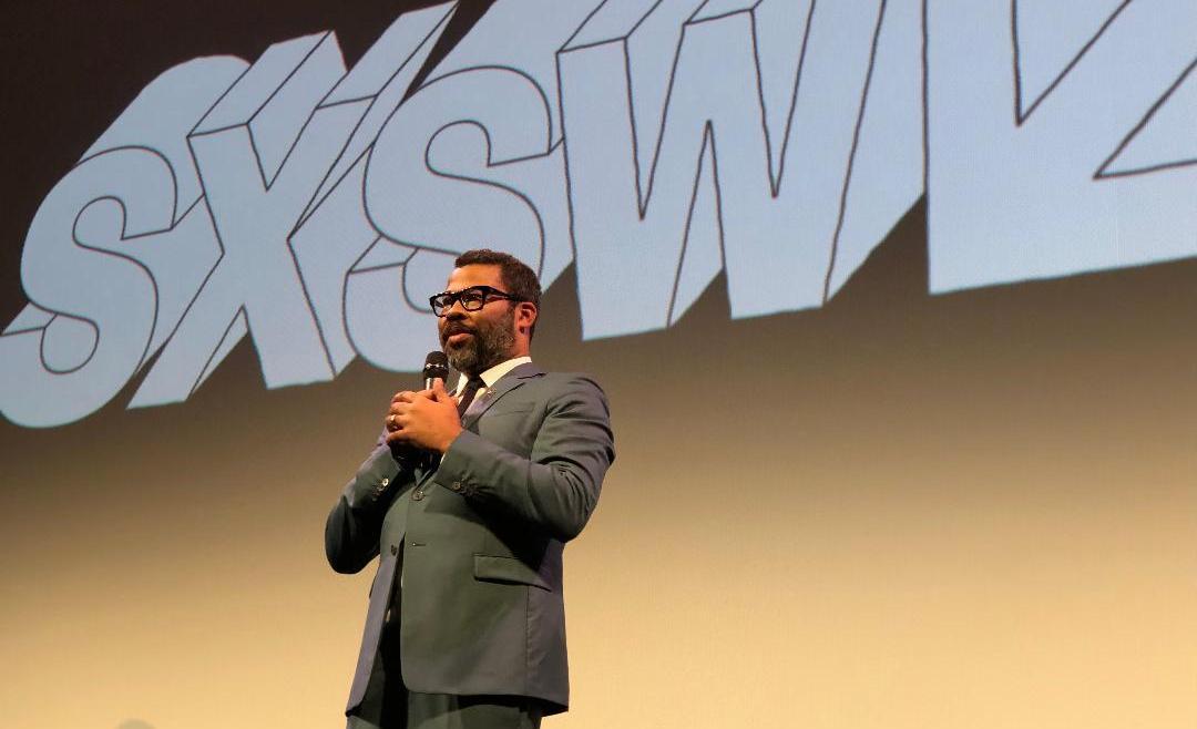 SXSW Interview: Filmmaker Jordan Peele, producer Jason Blum and star Shahadi Wright Joseph open up about 'US'