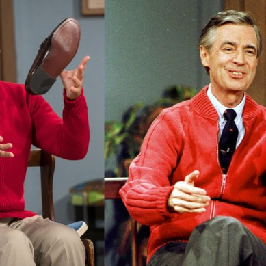 Beloved Tom Hanks channels beloved Mr. Rogers in 'A BEAUTIFUL DAY IN THE NEIGHBORHOOD'