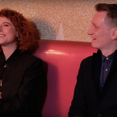 SXSW Interview: 'WILD ROSE' director Tom Harper and star Jessie Buckley on the power of a musical drama