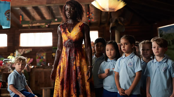SXSW Review: Lupita Nyongo's 'LITTLE MONSTERS' is all heart, no bite