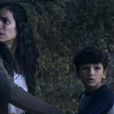 SXSW Review: 'THE CURSE OF LA LLORONA' has a few effective jump-scares, but it also jumps the shark
