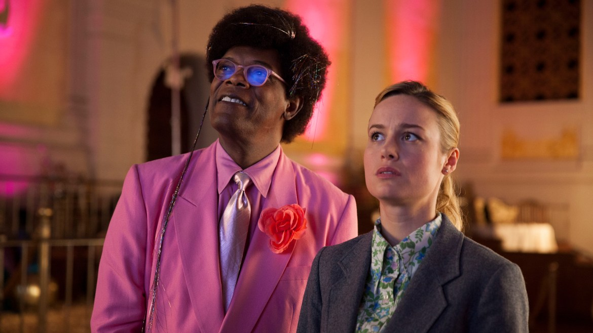 Movie Review: Brie Larson's directorial debut 'UNICORN STORE' has a stable of ideas that scatter like glitter