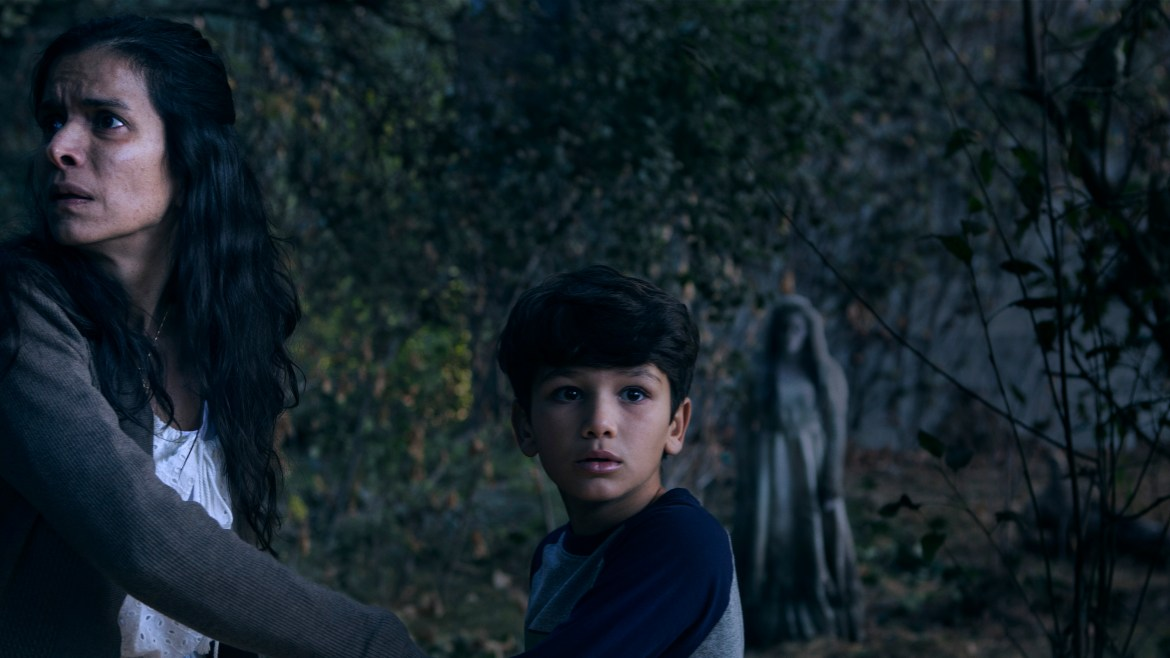 Patricia Velasquez took spooky methods to understand her character in 'THE CURSE OF LA LLORONA'