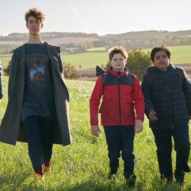 Fresh on Blu-ray: 'THE KID WHO WOULD BE KING,' welcome every 12-year-old's new favorite movie