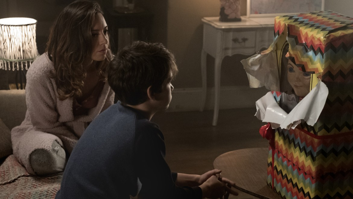 [REVIEW] 'CHILD'S PLAY' remake doesn't equal the sum of its refurbished parts