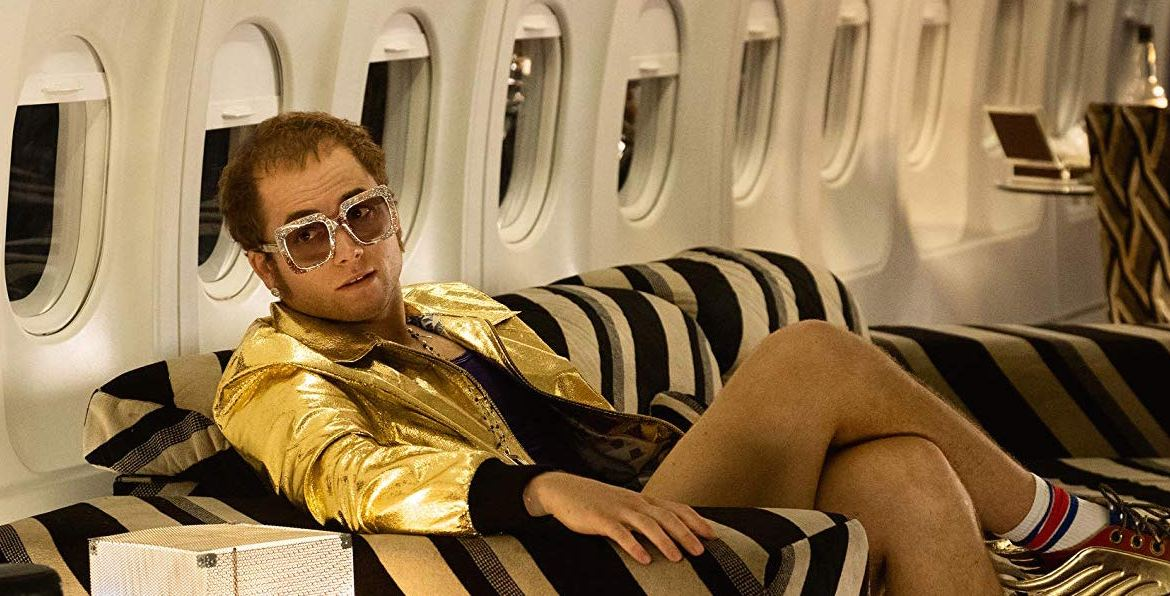 Movie Review: 'ROCKETMAN' an ambitious jukebox musical that loses its boosters along the way