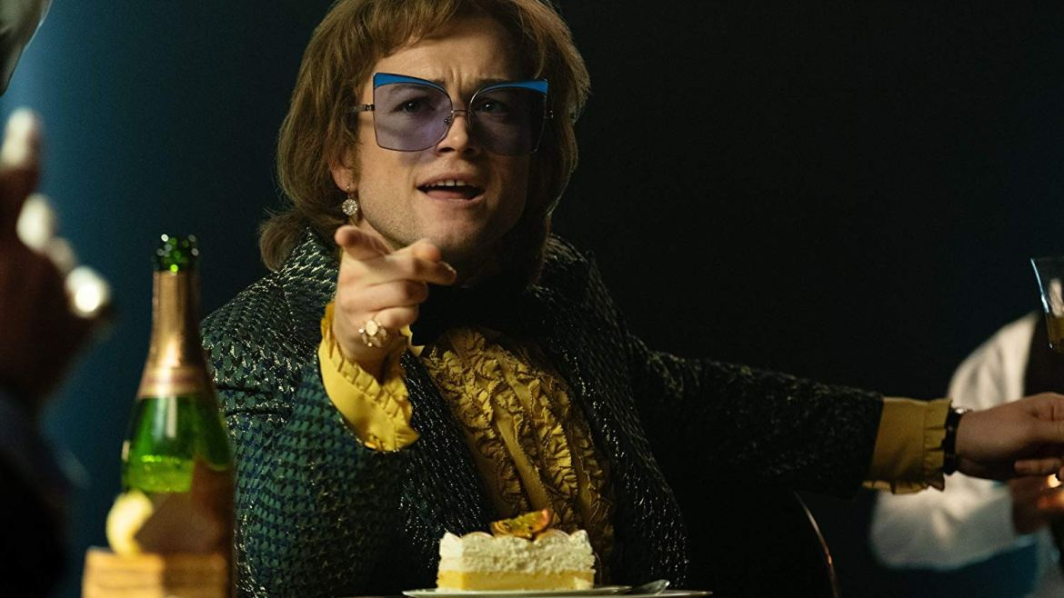 Fresh on 4K: 'ROCKETMAN' occasionally sparkles and dazzles