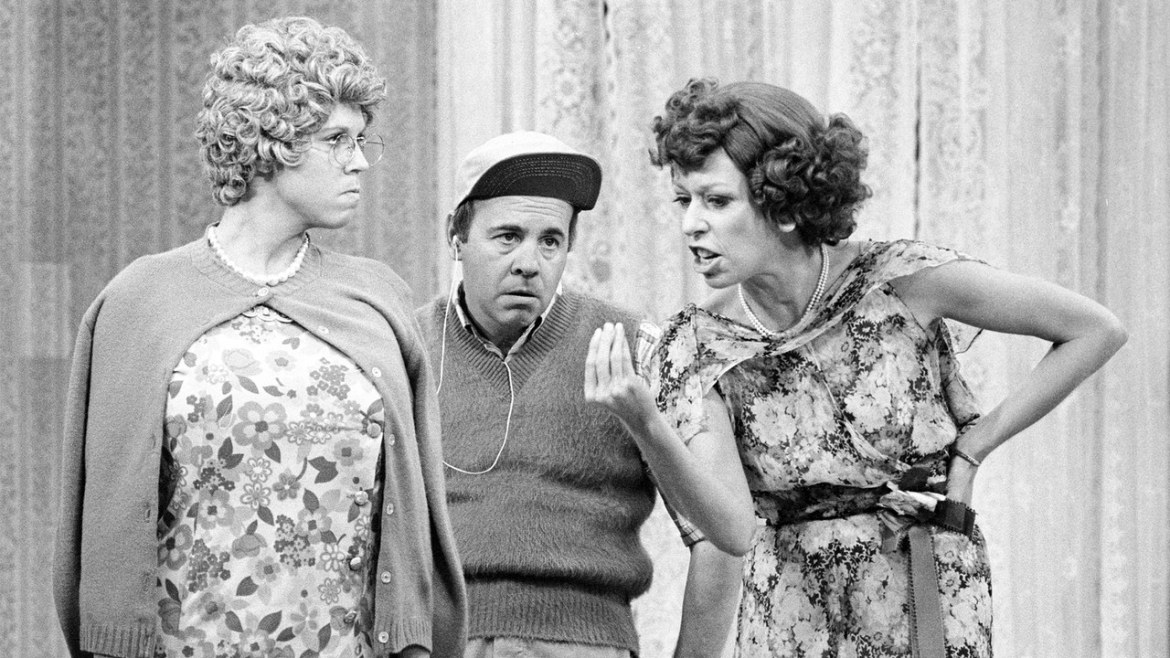 Time Life assembles stunning greatest hits collection of 'THE CAROL BURNETT SHOW'
