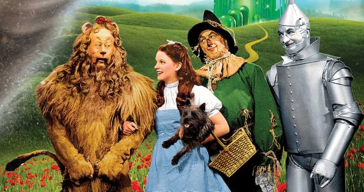 [Fresh on 4K] 'THE WIZARD OF OZ' takes us on a journey over the rainbow in glorious ultra HD