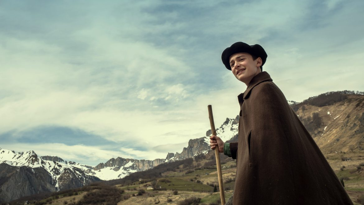 [Review] A family-friendly holocaust film? 'WAITING FOR ANYA' tells tender story for all ages