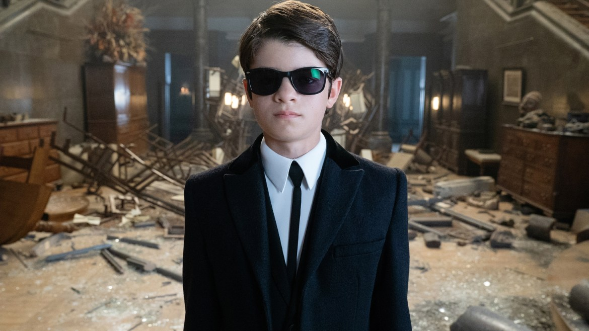 [Review] 'ARTEMIS FOWL' is a turkey