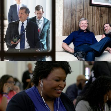[Review] A trio of political documentaries to rock the vote, including 'THE WAY I SEE IT', ROCK & ROLL PRESIDENT' and 'ALL IN'