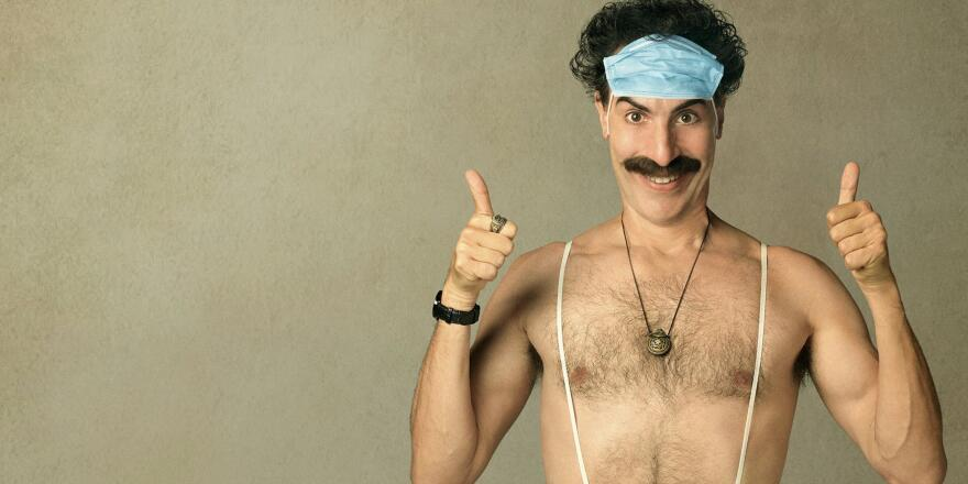 [Review] 'BORAT SUBSEQUENT MOVIEFILM' is confidently crude with a call to action