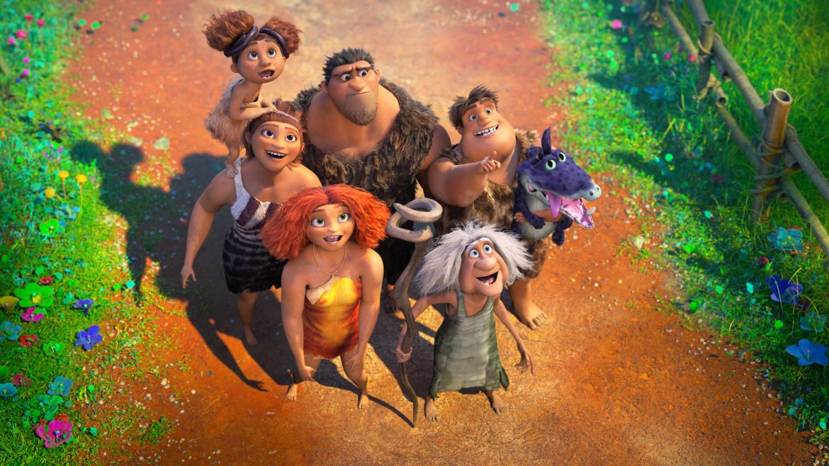[Fresh on 4K] 'CROODS: A NEW AGE' – colors dazzle and humor stings in fun family film