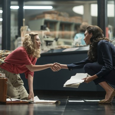 [Interview] Kristen Wiig and Gal Gadot talk 'WONDER WOMAN 1984' fight choreography