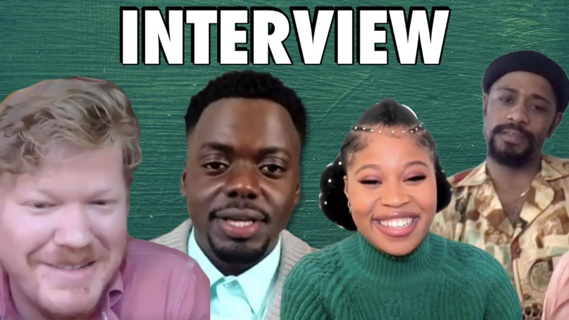 [Video interview] 'JUDAS AND THE BLACK MESSIAH' cast take on a revolution
