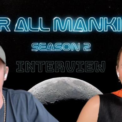 'FOR ALL MANKIND' Video Interview: Joel Kinnaman and Shantel VanSanten on new season's themes of growth, sacrifice