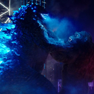 [Interview] Screenwriter Max Borenstein conjoins artistry and assured audacity in 'GODZILLA VS. KONG'
