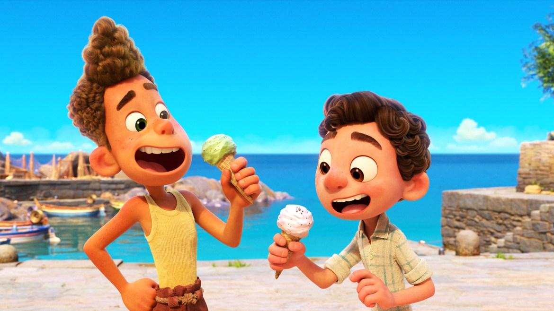 [Interview] How Classic Italian Cinema Informed Disney-Pixar's 'LUCA'