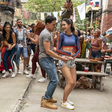 'IN THE HEIGHTS' Review: Jon M. Chu's Musical Adaptation Soars Sky-High