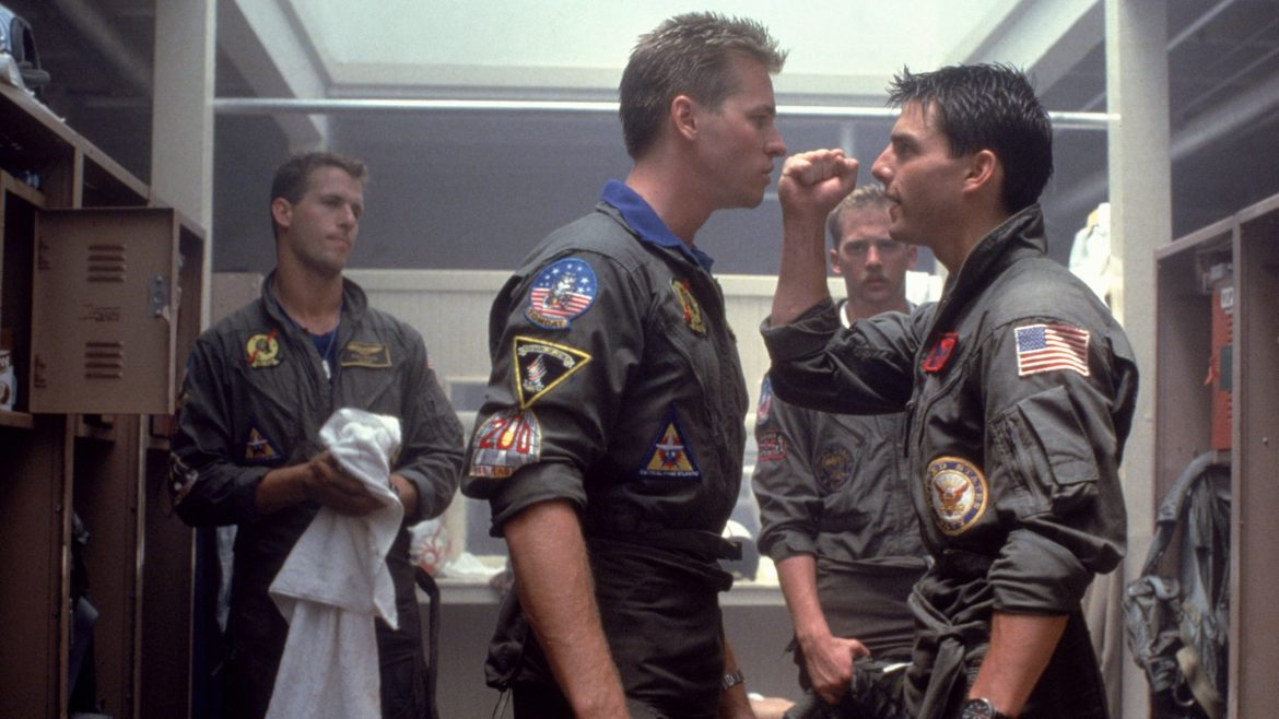 Return to the danger zone: As 'TOP GUN' turns 35, Rossovich considers the film's high-flying fun