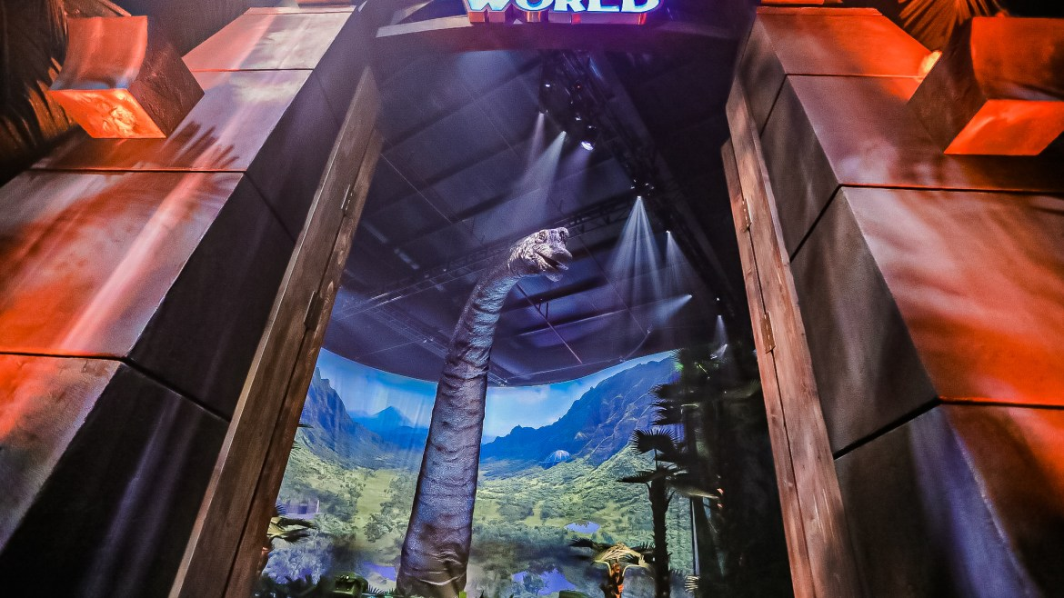 Welcome to Jurassic World: Lifelike dinosaur exhibition comes to Dallas