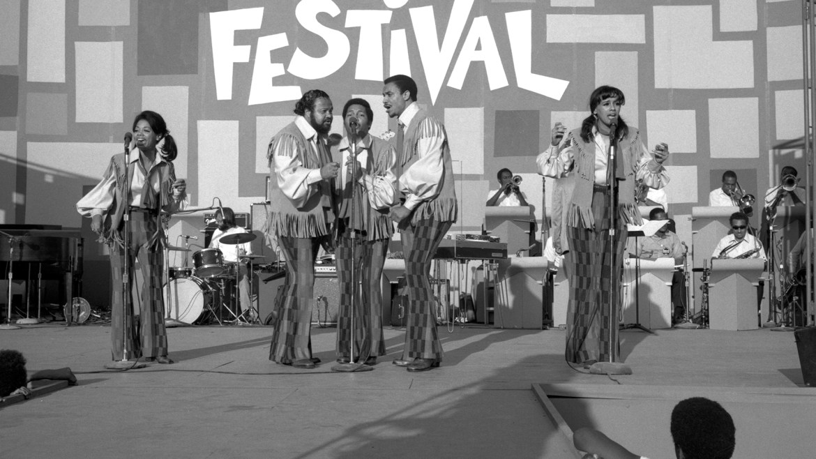 """[AFI Docs 2021 Review]: 'SUMMER OF SOUL' gives us Harlem's """"Black Woodstock"""" for the very first time"""