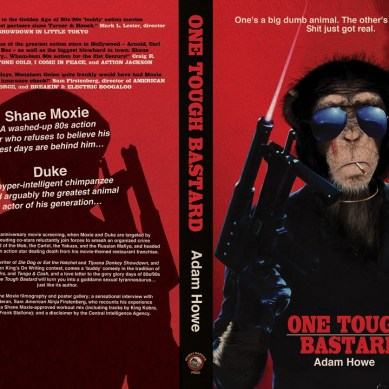 [Fresh Read] 'ONE TOUGH BASTARD' a testosterone throwback to '80s/'90s action movies