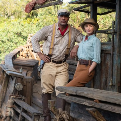 [Interview] 5 Things You Didn't Know About Disney's 'JUNGLE CRUISE'