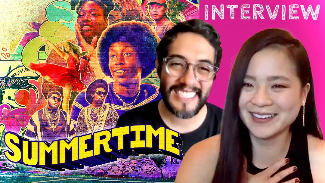 [Review/Interview] 'SUMMERTIME' heats up a vibrant, inspirational spoken-word musical for the age