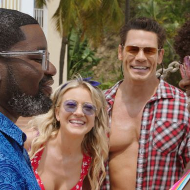 [Interview] John Cena Tests His Comedic Chops in 'VACATION FRIENDS'
