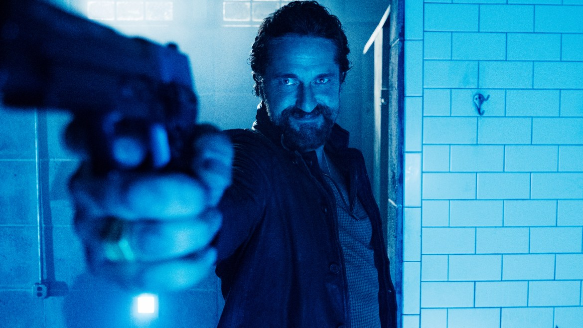 'COPSHOP' Review: Gerard Butler and Frank Grillo Square Off in 70s-inspired Actioner