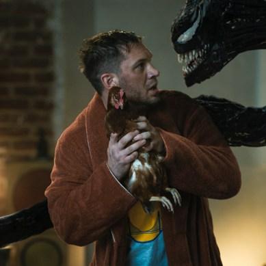'VENOM: LET THERE BE CARNAGE' Review: Tom Hardy's Parasite Pas De Deux