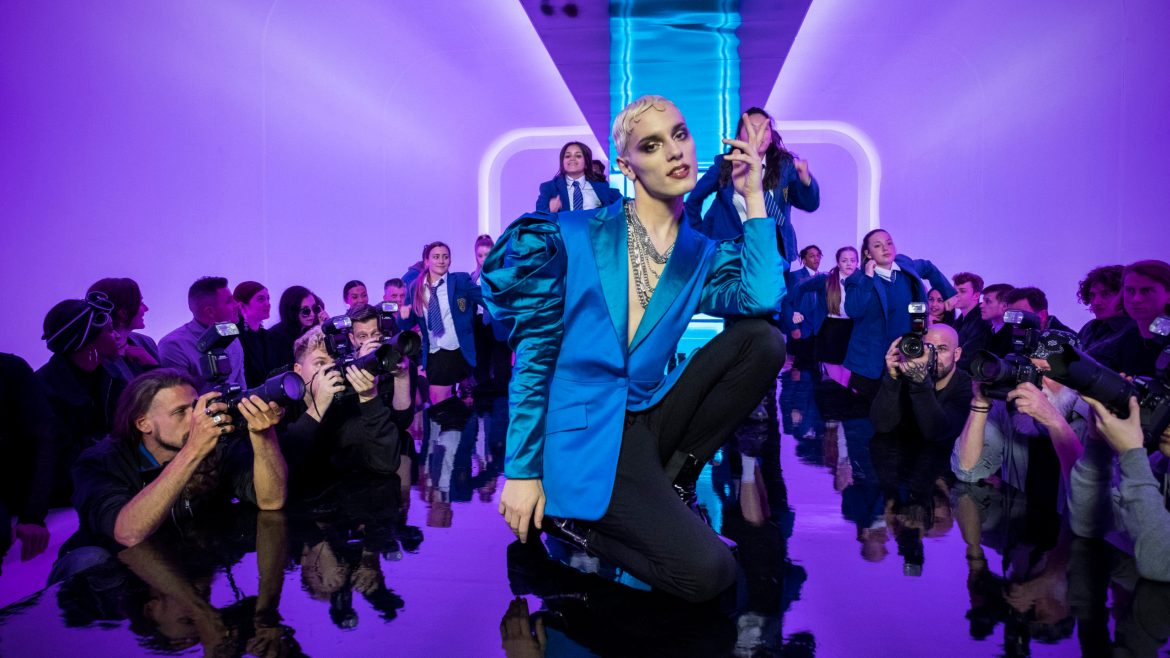 Heroes in heels: 'EVERYBODY'S TALKING ABOUT JAMIE' cast and director find courage in glam high school musical