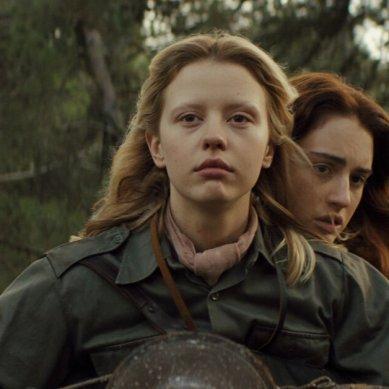 Women in a war fantasyland: 'MAYDAY' cinematographer captures post-trauma in metaphysical thriller