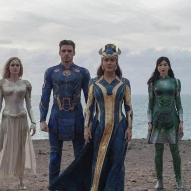 'ETERNALS' Review: Chloé Zhao's Marvelous Superhero Film