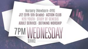Wednesday Service @ Fresh Fire Fellowship | Lubbock | Texas | United States