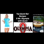 Top Quest Recipes & Mr. Olympia Expo!
