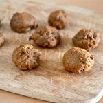 25 Calorie Gingerbread {or molasses} Protein Cookies