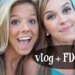 vlog + Full Day of Eating #2