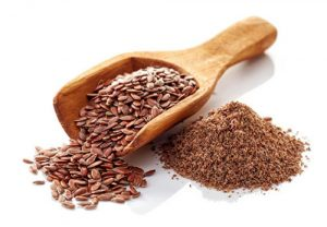 Cold Milled Brown Whole Flax Seed Meal provides greater absorption rates