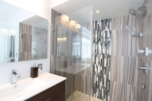 fresh floor kitchen and bath - south florida home remodel - bathroom redesign