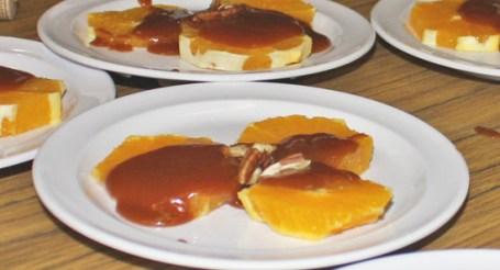 Caramel Oranges 3-11