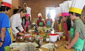 Birthday Party Cooking Class