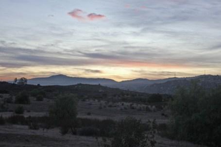 A Rancho La Puerta Sunrise