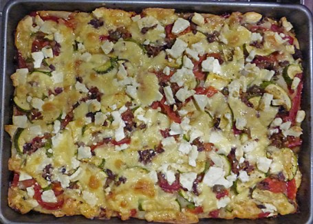 Sea of Cortez Pizza 2 #384 2-14
