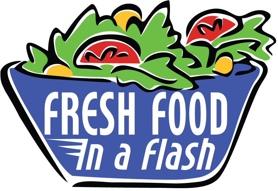 Food in a Flash Logo