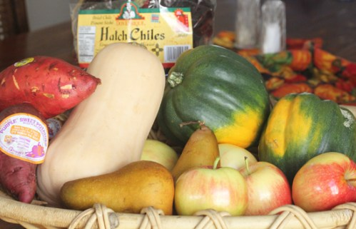 Autumn Table Cooking Class – October 9, 2014