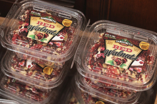 Sanguinetti Red Walnuts