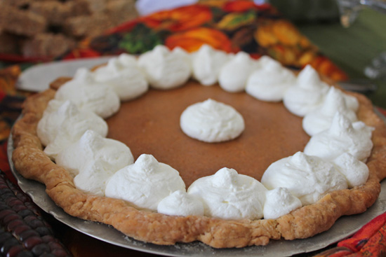 Sweet Potato Pie from 2012 Pie Class